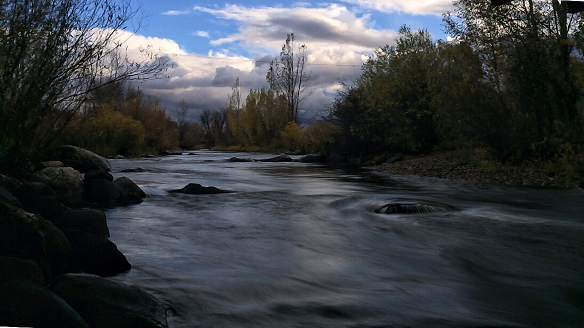 The Yampa River. Submitted by: Chris Lanham