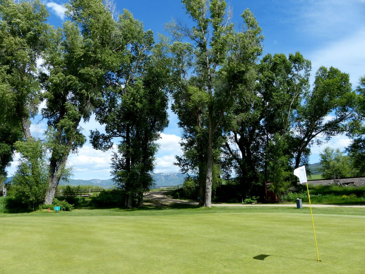 Steamboat Golf Club. Submitted by: Shannon Lukens