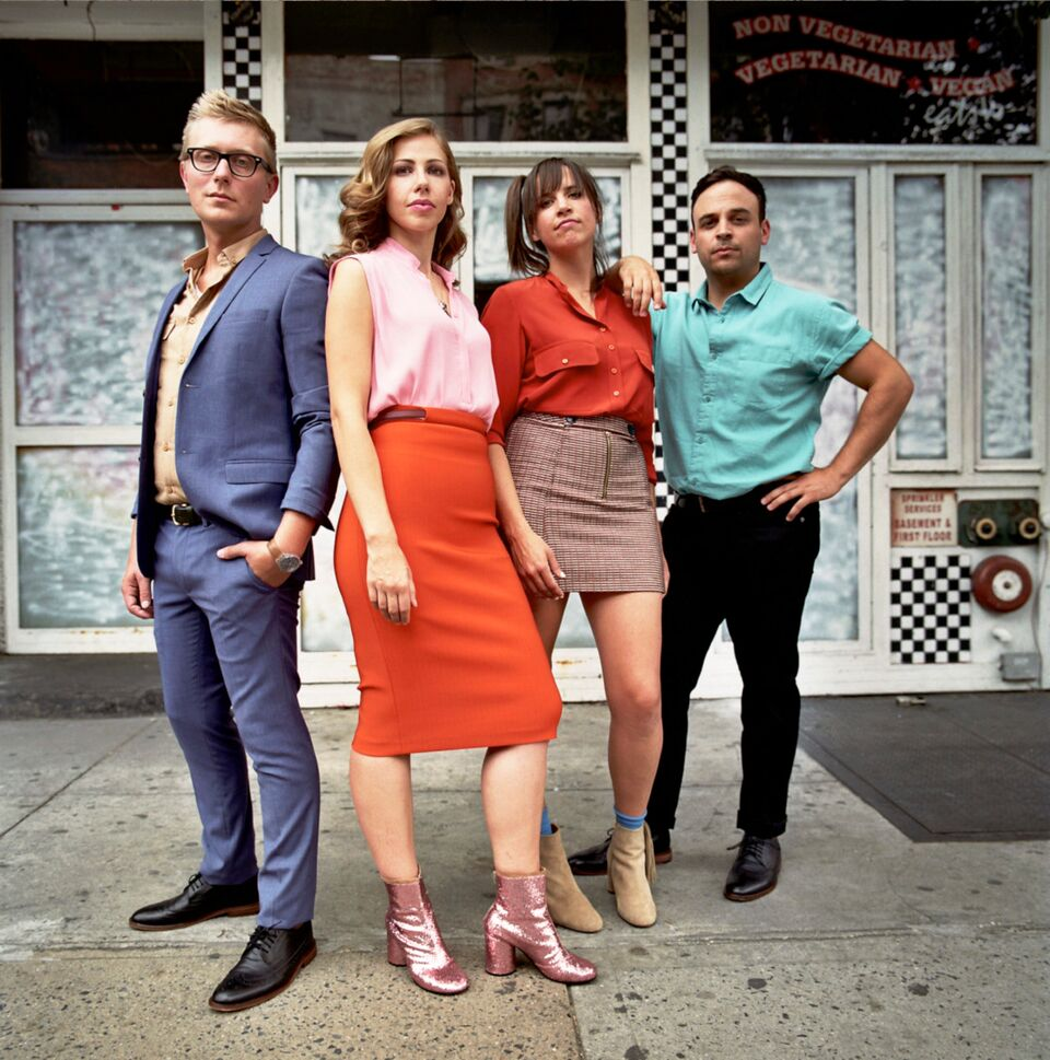 "Known for their mix of classic pop, swing, traditional jazz, Motown and old-school harmonies Lake Street Dive has swiftly fostered a following across the country. Comprised of members Rachel Price, Mike ""McDuck"" Olson, Bridget Kearney and Mike Calabrese."