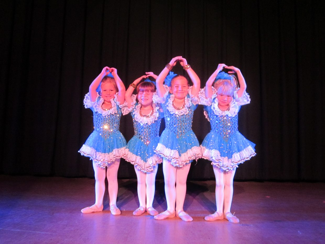Let's Dance in Oak Creek presented its 22nd annual Spring Dance Program on Saturday, May 2, 2015. Submitted by Tamara Bereznak.