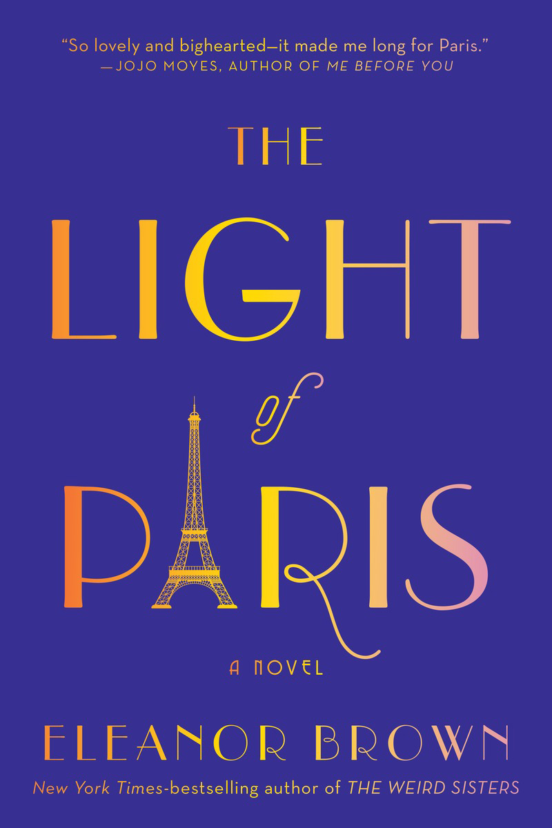 """The Light of Paris"" by Eleanor Brown"