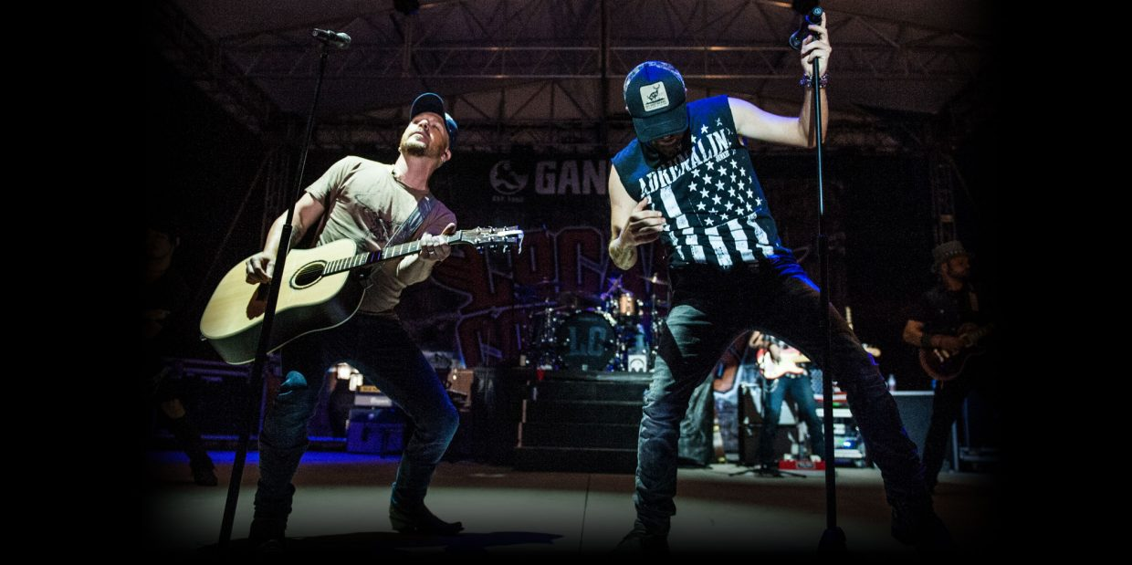 The Bud Light Rocks the Boat free concert line-up has been announced with the LoCash Cowboys opening the series on Jan. 19.