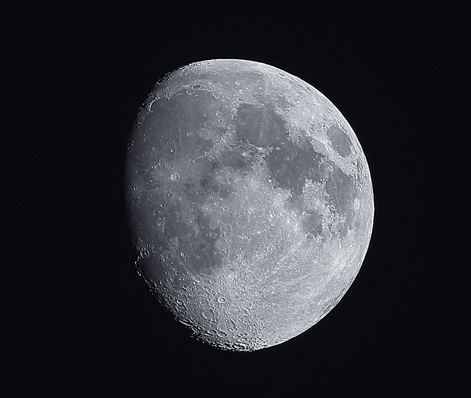 Picture taken of moon on Oct. 4 at 7 p.m. Submitted by: Joe Pierce