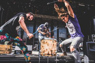 Magic Giant set to rock the 'Boat