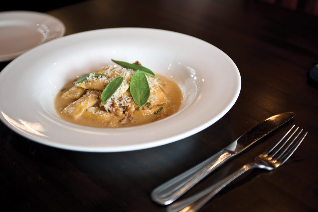 Mambo Italiano's all-new menu includes a variety of small plates and antipastas, as well as house-made fresh pastas such as fettuccines, pappardelle and gnocchi.