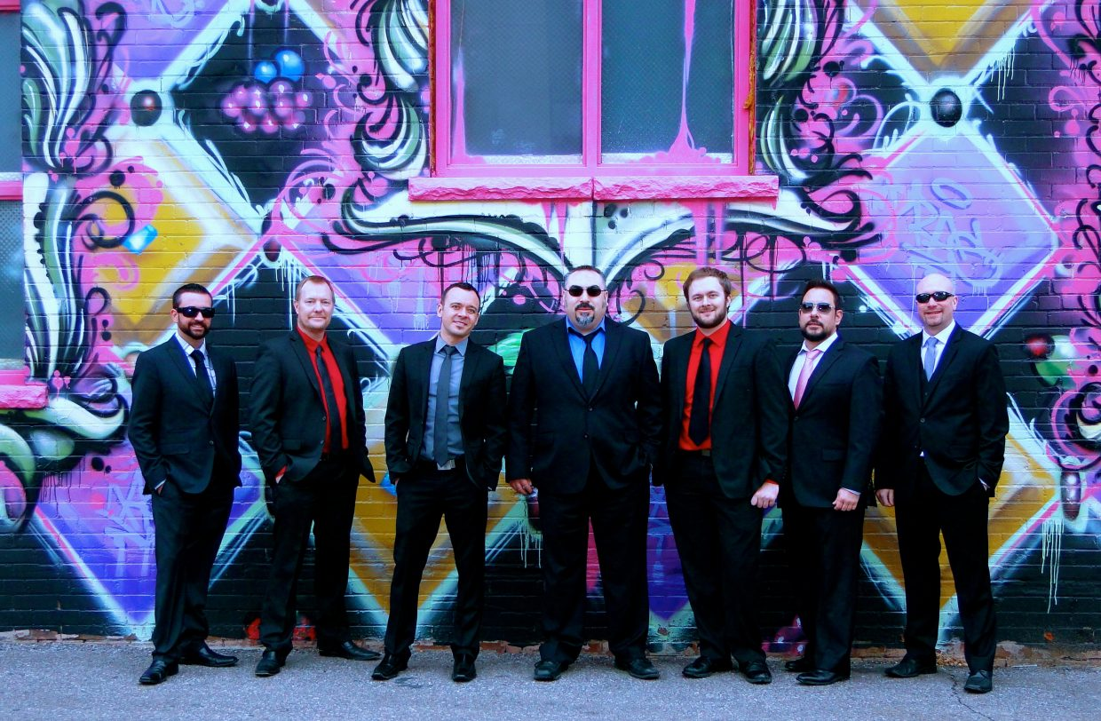 The seven-piece band The Martini Shot will bring its high energy, horn-heavy sound to the base of Steamboat Ski Area at 3:30 to 5 p.m. Saturday, March 25, marking the midway point in the Bud Light Rocks the Boat Free Concert Series.