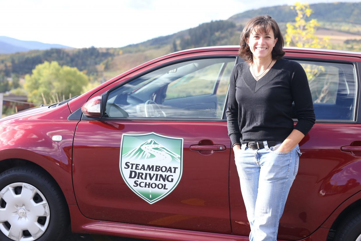 Steamboat Driving School will offer behind-the-wheel classes. The first GDL course will begin Oct. 1.