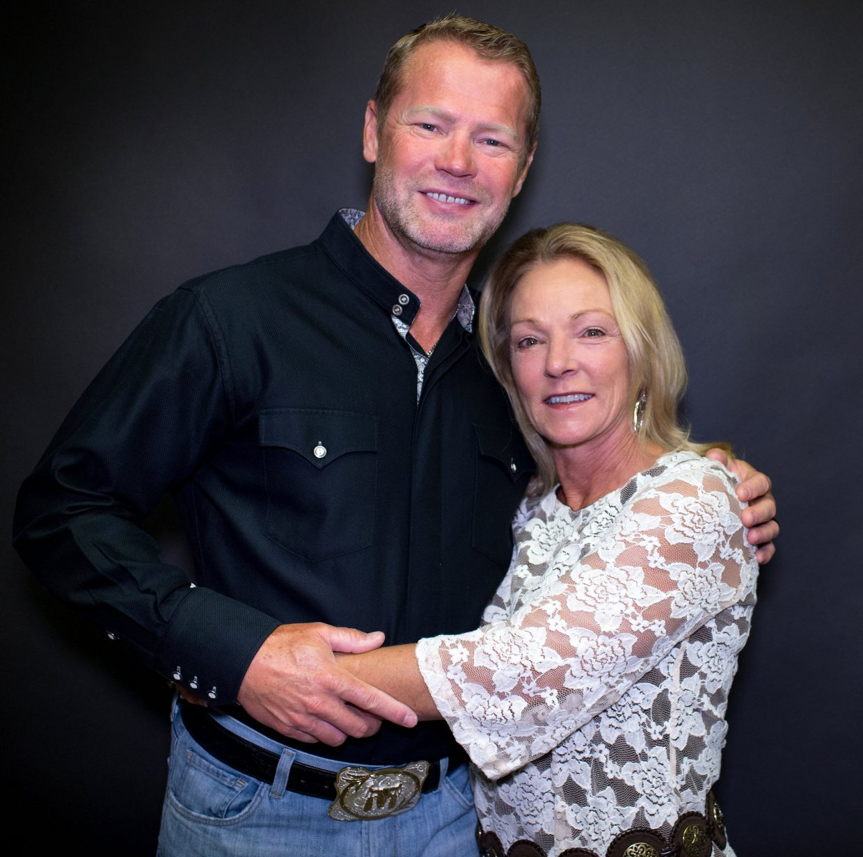 Randall and Sherry Reed.