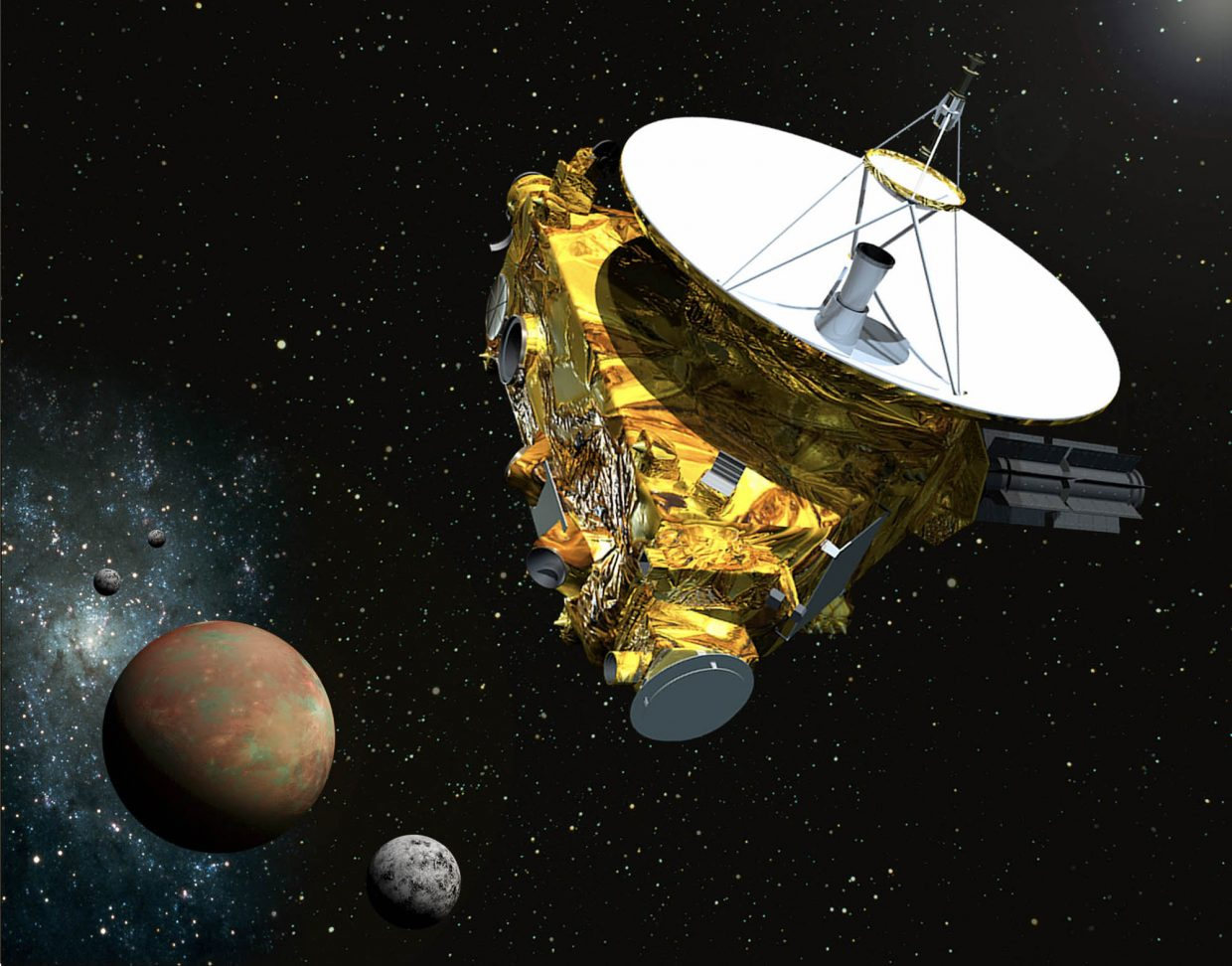 When NASA's New Horizons spacecraft flies past Pluto on July 14, the little dot that we've known as Pluto will become a real world, complete with craters and mountains and frozen lakes and — who knows what else? Mission scientist Dr. Fran Bagenal will give a free public preview of what we might expect at 7 p.m. Wednesday in Colorado Mountain College's Allbright Family Auditorium.