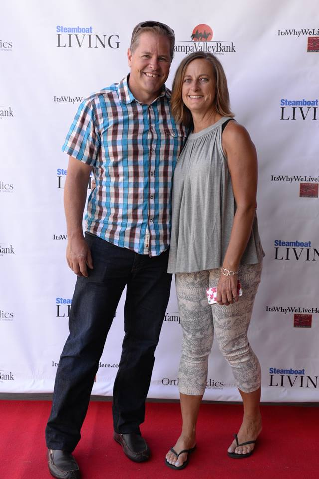 Nick and Tracey Metzler