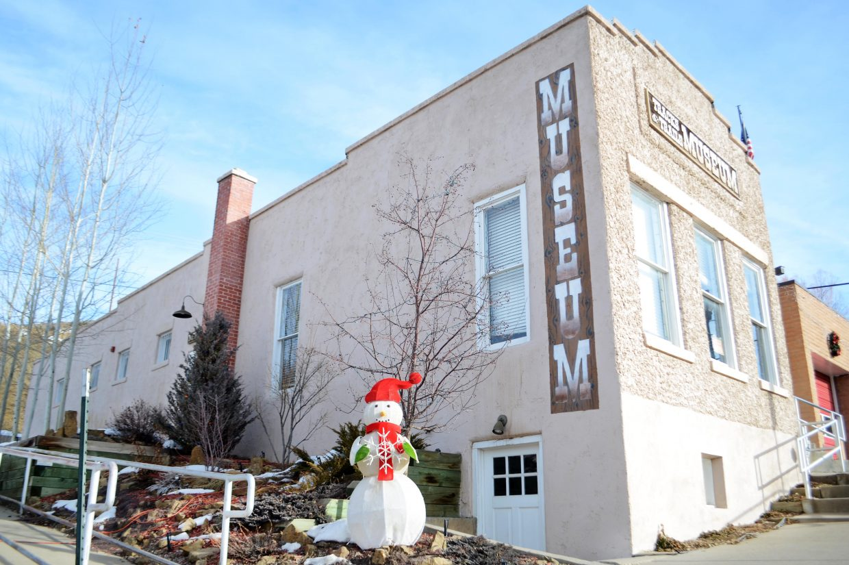The Tracks & Trails Museum moved into Oak Creek's old town hall in 2007, aided by grants and savings.