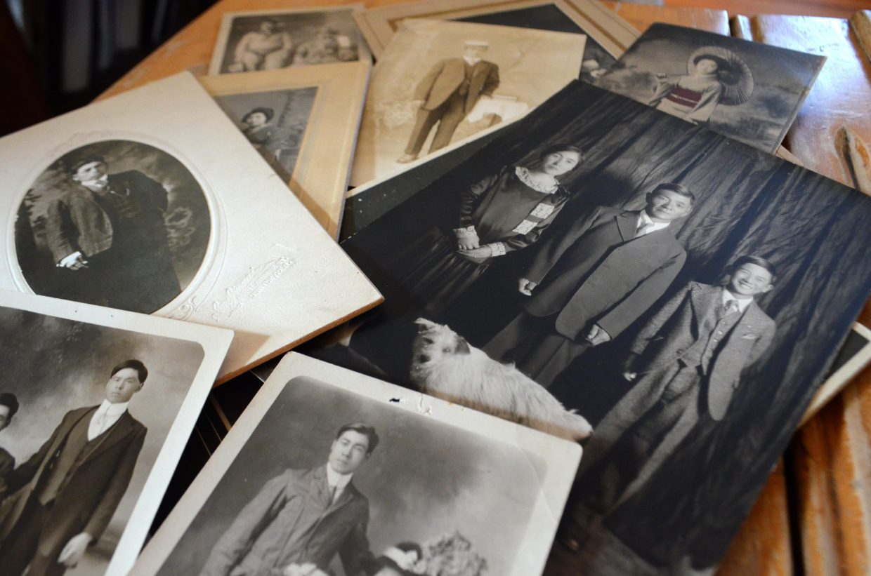 Dumpsters and abandoned homes are ripe with historical photos. Yurich spent much of his early volunteer work dumpster diving, finding fascinating photos that revealed Oak Creek's rich cultural roots.
