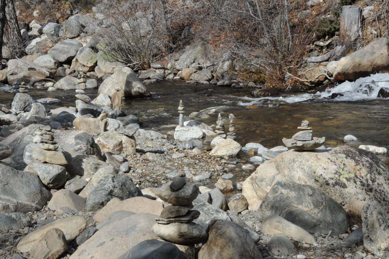 Sculpture: Art in the Environment, visited Fish Creek on Friday. Submitted by: Lee Cox.