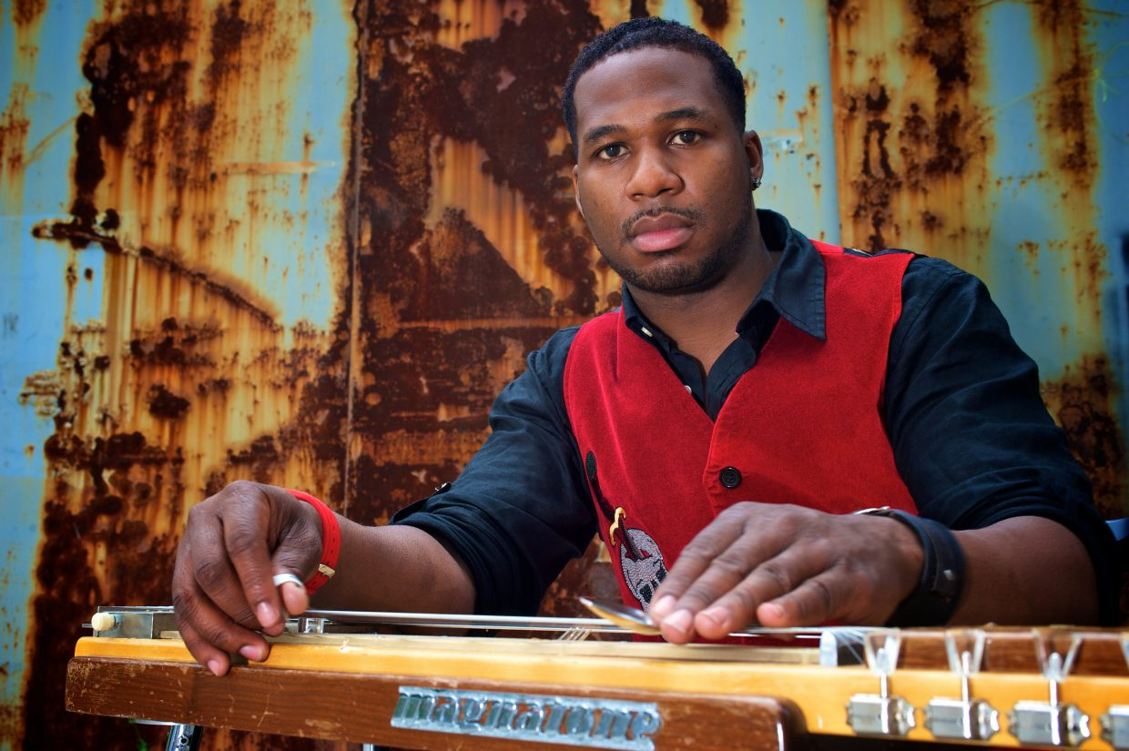 Frontman Robert Randolph brings family band to Steamboat for Free Summer Concert Series.