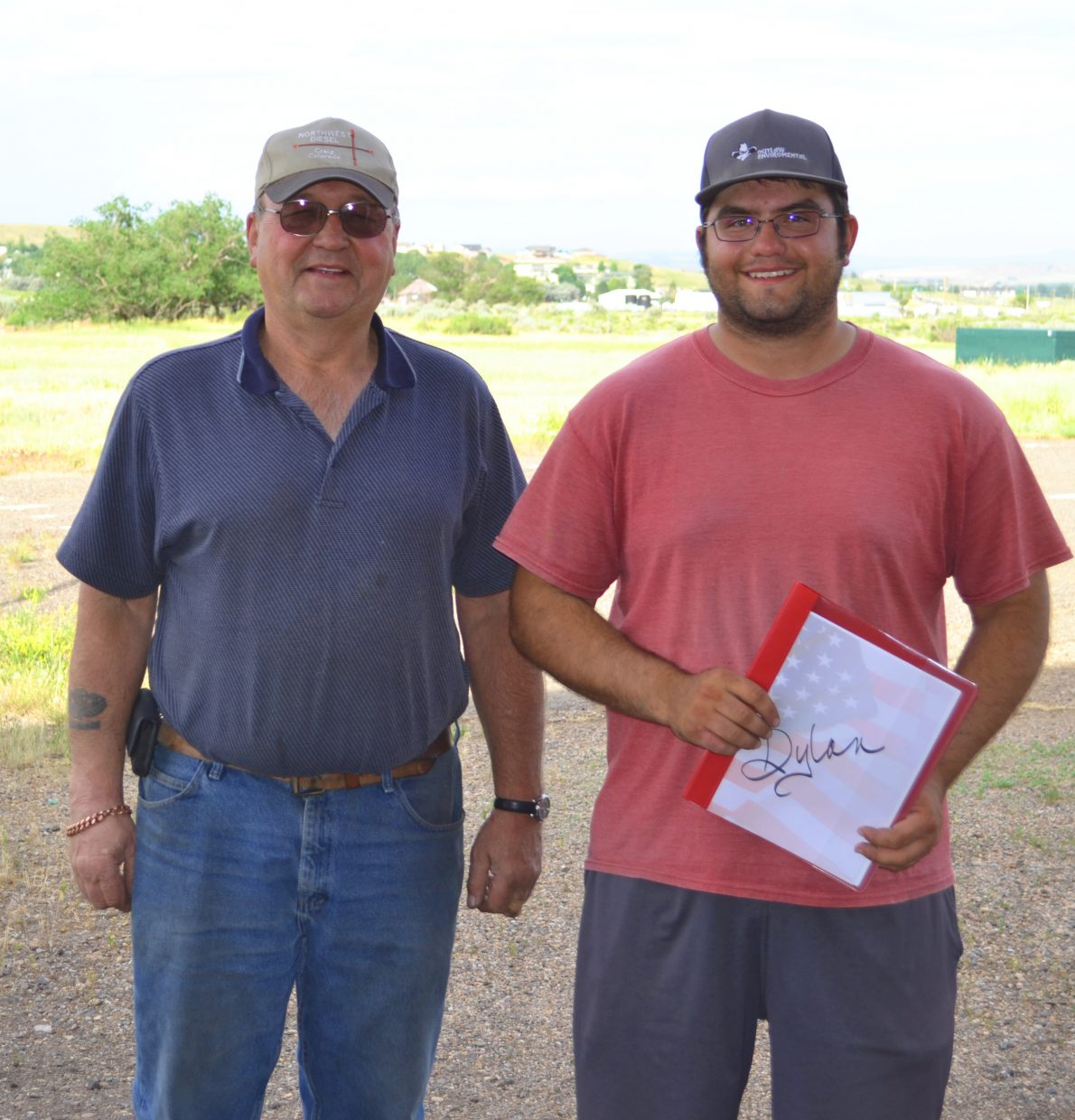 Bears Ears Sportsman Club and the Craig Trap Club recently awarded scholarships to the following individuals: Miranda Blomquist, .22 rifle and air pistol; Tyler Gerber, shotgun; Dylan Villa, .22 rifle and air pistol; and Travis Walsh, archery. Craig Trap Club President Larry Neu presented the awards to Blomquist, Gerber and Villa. Walsh was unable to accept his award in person. Each was awarded a $750 scholarship, and Bears Ears Sportsman Club and the Craig Trap Club both wish the best of luck to them in their pursuit of a higher education.
