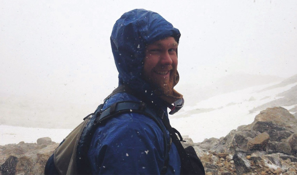 Jeremy Shull of Parker died ascending Capitol Peak on Sunday, Aug. 6, 2017. He was 35.