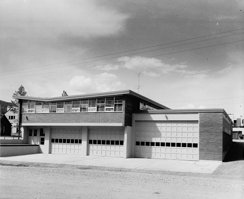 The YVEA headquarters building on Yampa Street was designed by influential architect Eugene D. Sternberg.
