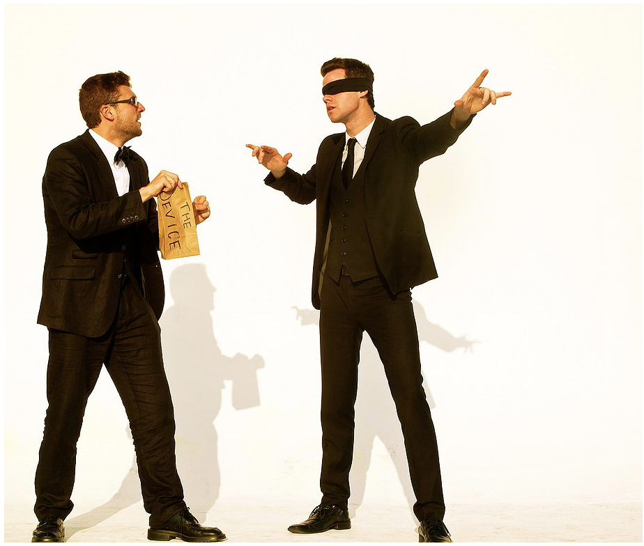 Award-winning comedy magicians from Los Angeles David and Leeman will be in Steamboat at the Chief Theater this weekend.