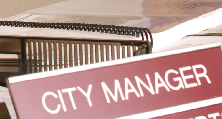 The City Council has selected the candidates it would like to interview for City Manager.