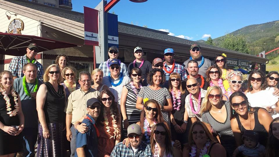 Steamboat Springs High School Class of 1995 20-year reunion. Submitted by Renee Gaerlan.