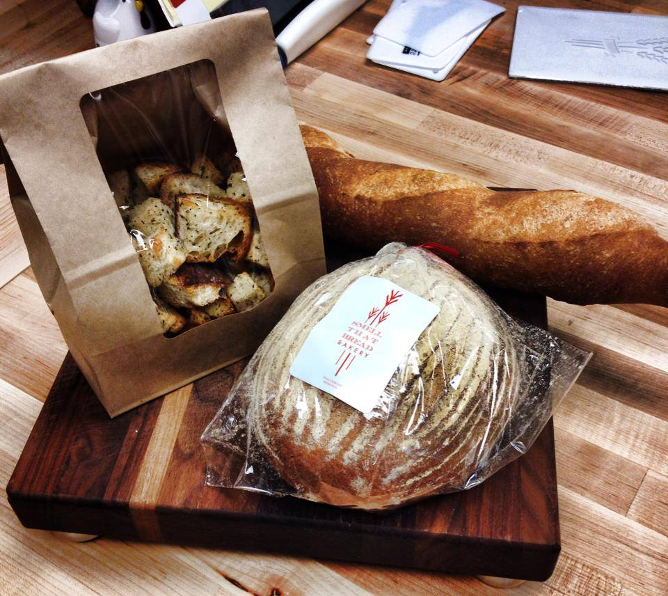 Juli and Sam Gordon recently opened Smell That Bread Bakery at the corner of 11th and Oak streets in downtown Steamboat Springs.