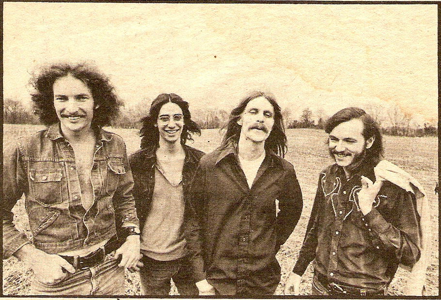 Smoke Signal, pictured, toured the Midwest with REO Speedwagon. That's guitarist Kip Strean on the right. (Kip Strean/courtesy)