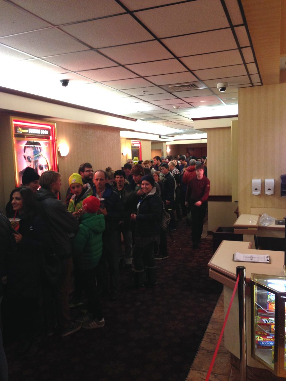 Fans anxiously await the premiere of the new Star Wars film Thursday evening.