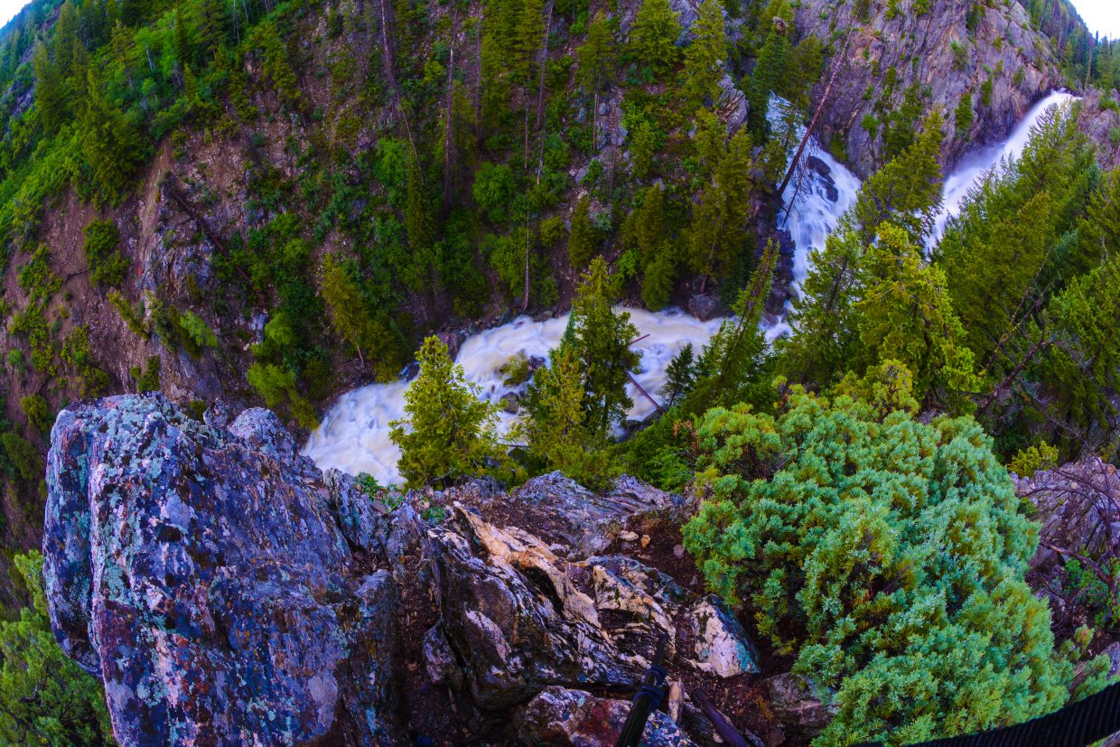 Fish Creek Falls. Submitted by Stephen Shelesky.
