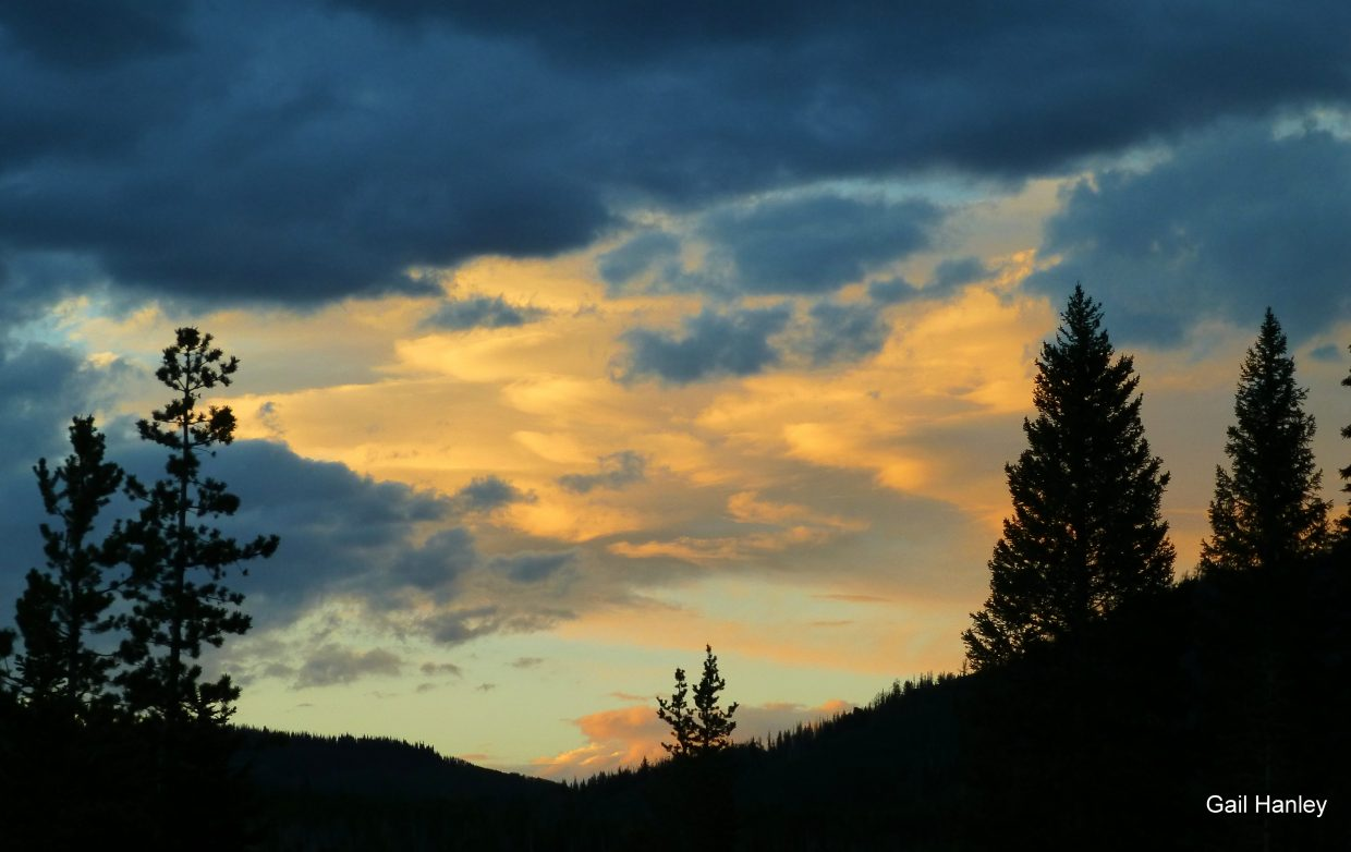 Pictures from Steamboat Lake. Submitted by: Gail Hanley