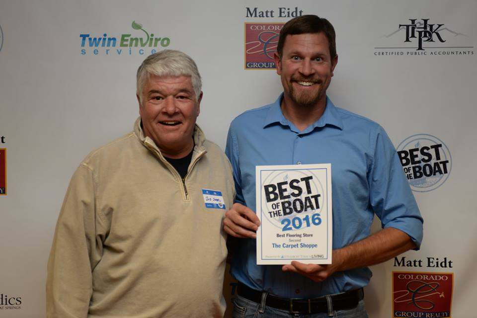 2016 Best of the Boat winners, The Carpet Shoppe