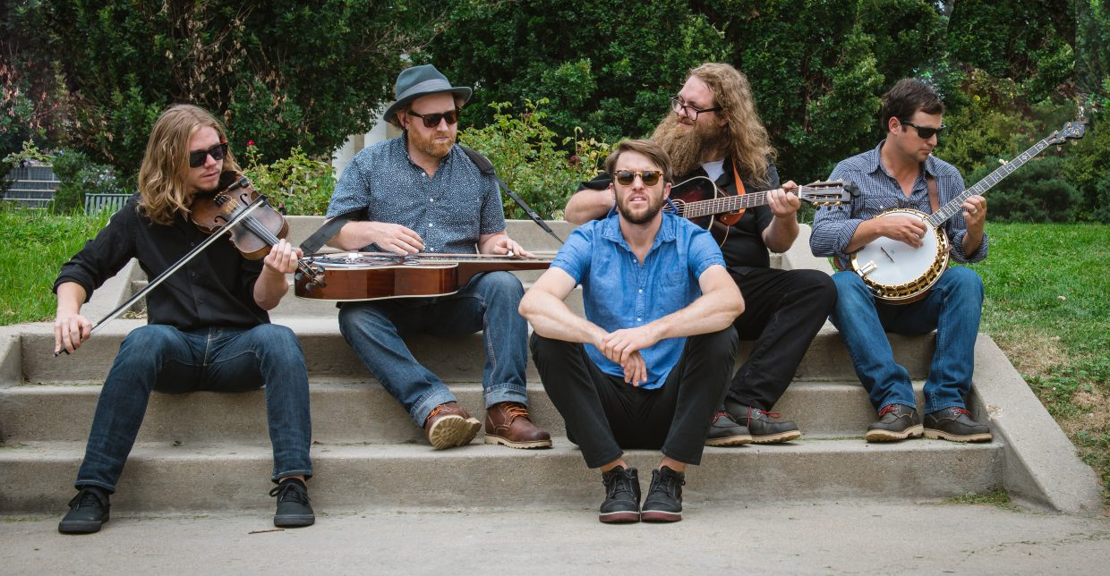 A progressive bluegrass quintet The Lil' Smokies play at Schmiggity's Friday and will return to town in February to play WinterWonderGrass Festival.