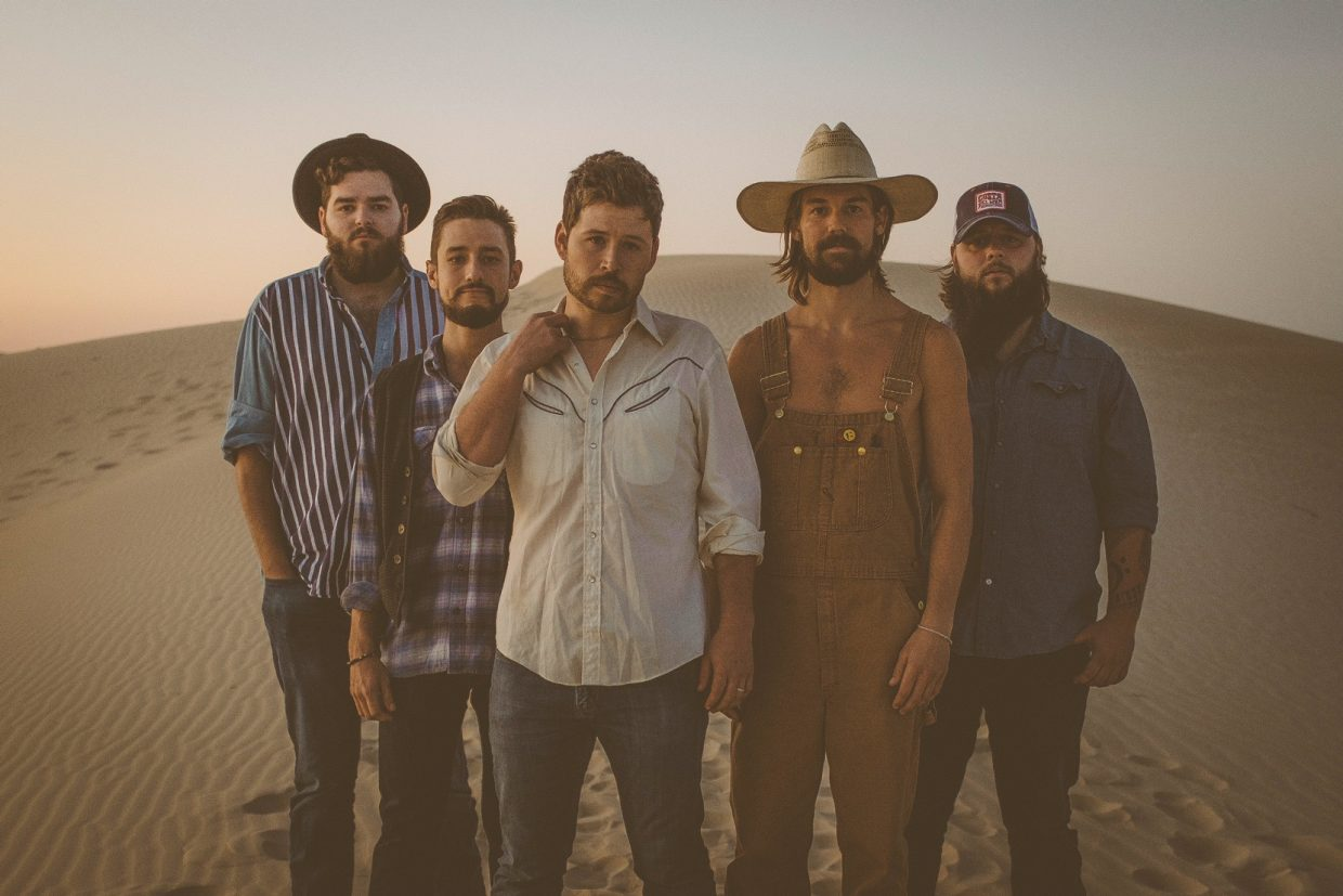 Shane Smith & the Saints will be performing at MusicFest in Steamboat Springs.