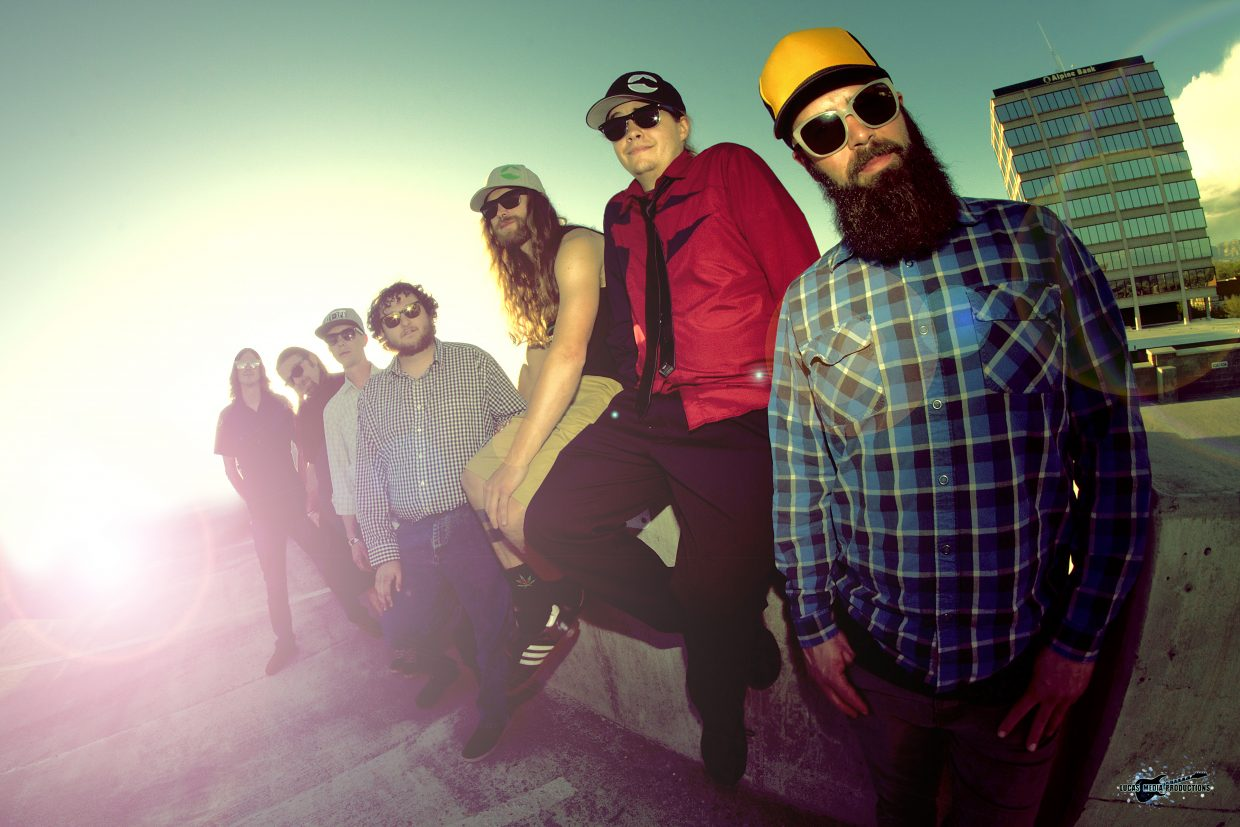 The Grand Junction-based band Zolopht will be playing in Steamboat Springs Friday at Schmiggity's.