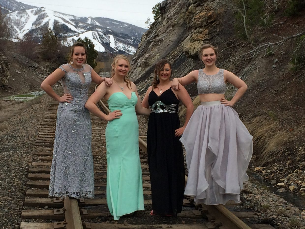 """""""Soroco Prom 2016 Colorado style."""" Submitted by Kristy Ragan."""