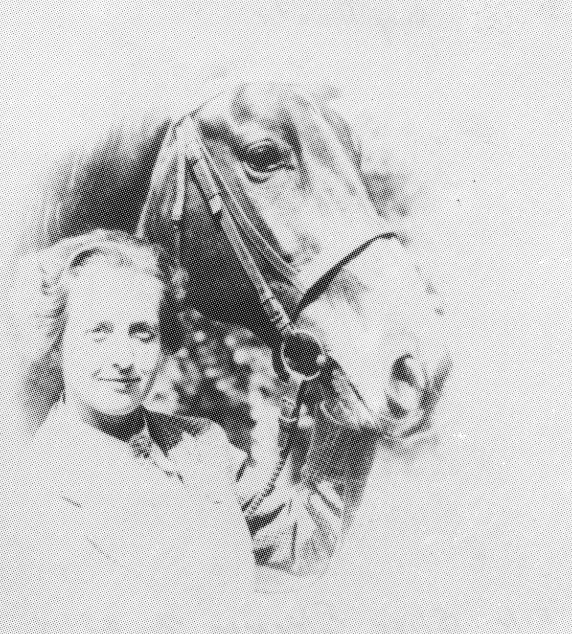 Pictured Eleanor Bliss. Tread of Pioneers Museum courtesy.