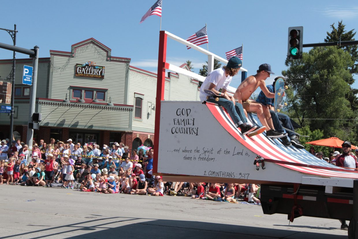 4th of July Parade. Submitted by Jen Summers.