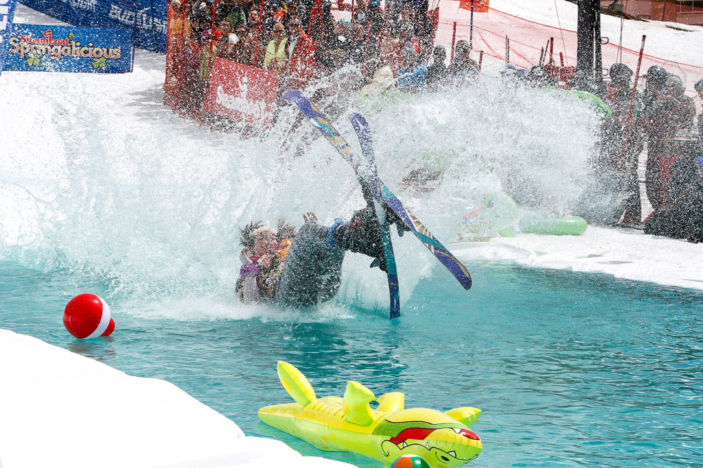 Pond Skim. Submitted by George Fargo.