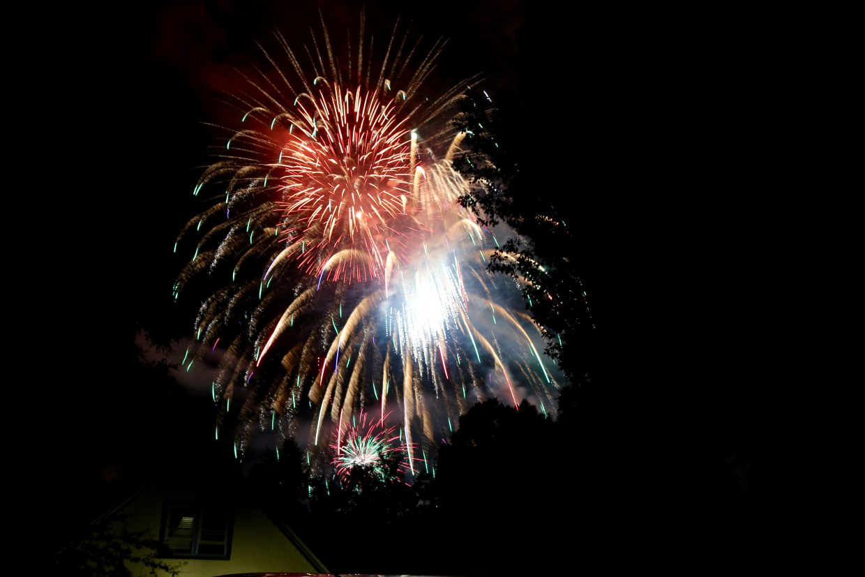 4th of july pine st steamboat. Submitted by Jim Wachsman.