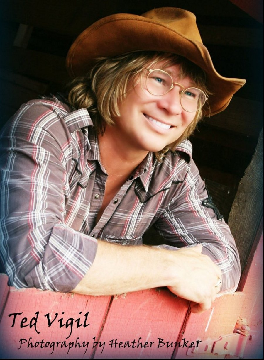 Ted Vigil is a singer, songwriter and tribute artist of John Denver. He will play at 7 p.m. Saturday at Bud Werner Memorial Library.