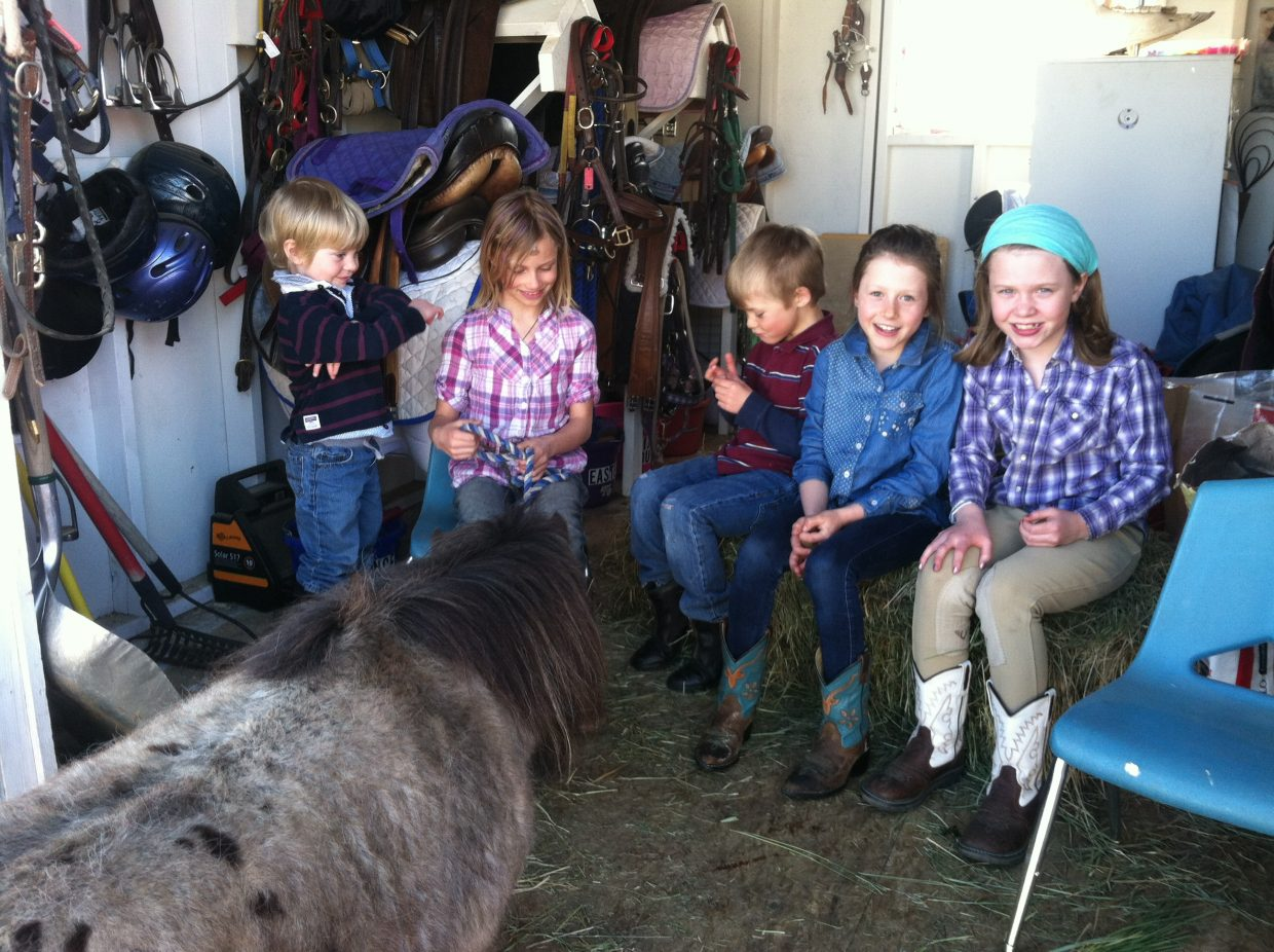 If kids want a taste of our Western heritage, they can participate in a cattle drive, ride horses on a ranch or get involved at the weekly rodeo series.