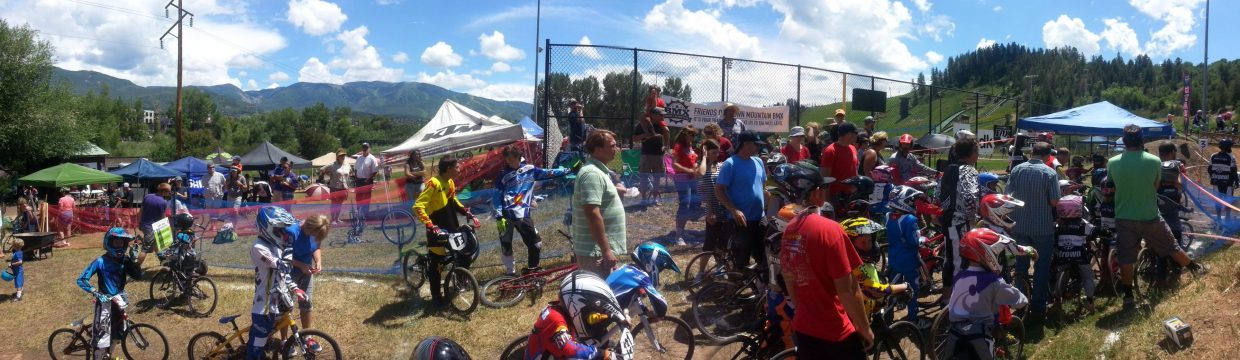 USA BMX at Steamboat Springs. Submitted by: Jim Kohler