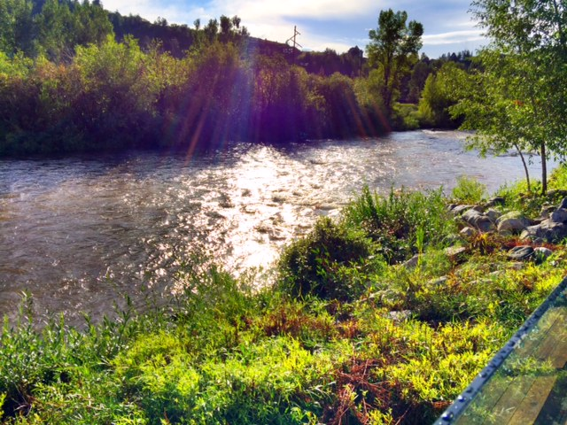 Steamboat picture from August. Submitted by Christin Tombolini.