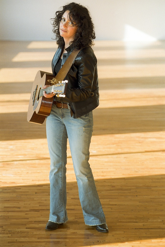 Lucy Kaplansky will perform at the Chief Theater as part of its Songwriter Series.