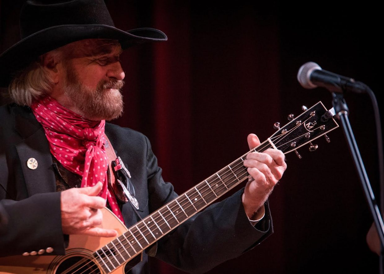 Michael Martin Murphey will perform a sold-out show at the Chief Theater on Friday.