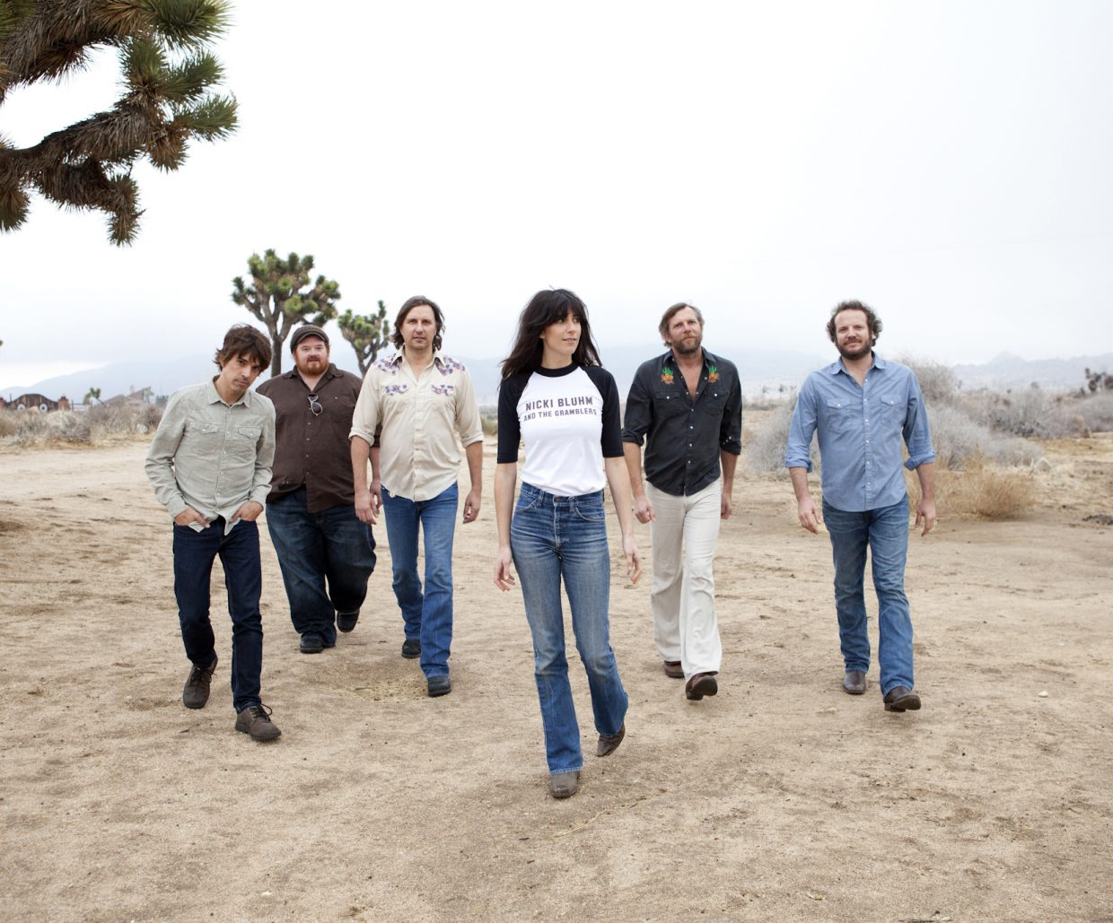 San Francisco-based band Nicki Bluhm and the Gramblers will play a Steamboat Springs Free Summer Concert Series show Saturday at Howelsen Hill.