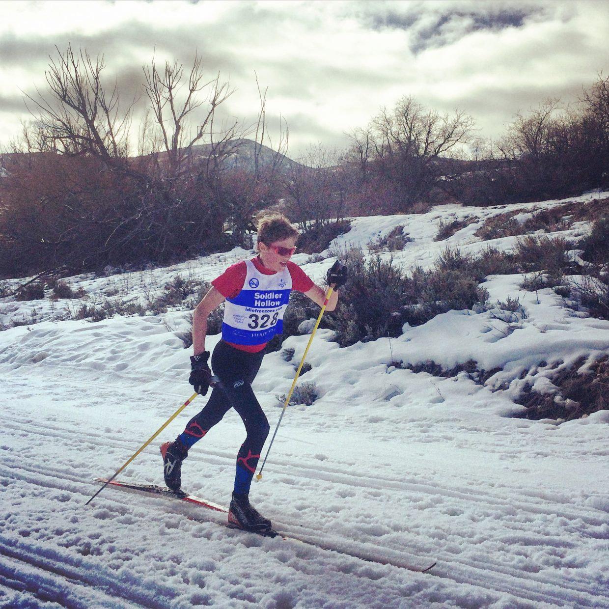 Simon Zink was 4th overall and won the u-18 category. Submitted by Josh Smullin.