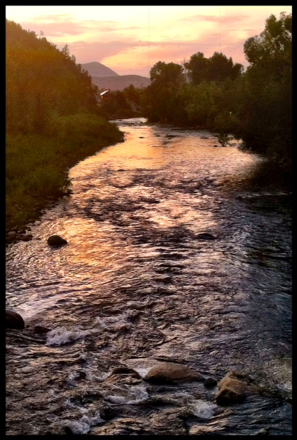 Yampa River. Submitted by: Terri Ward, of Orange County, California