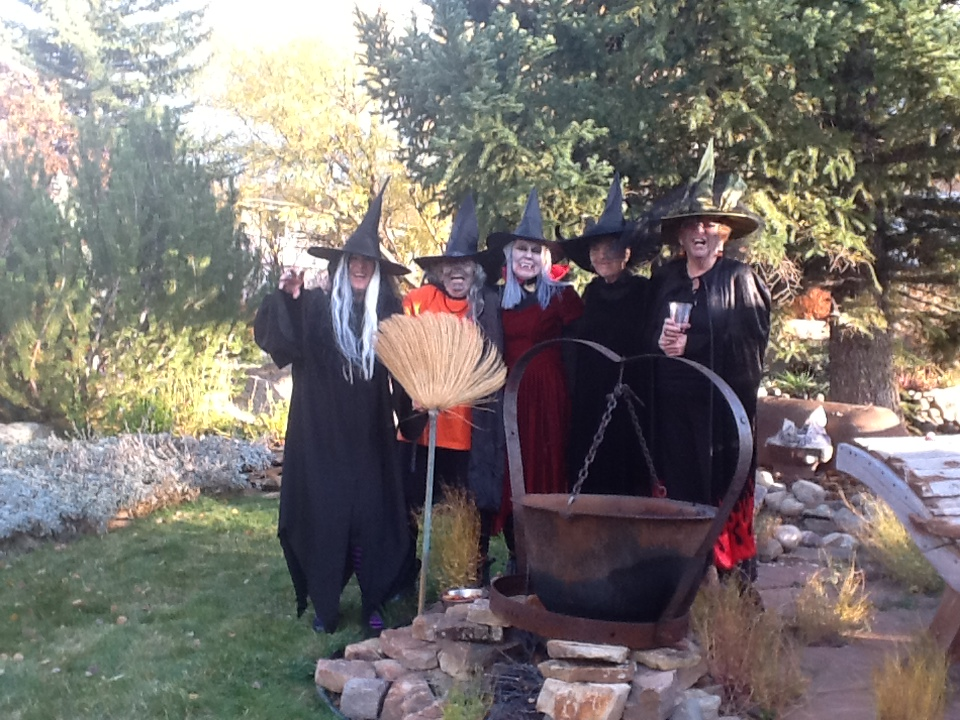 The 2014 Fairview Witch's Coven included Mary O'Brien, Irene Nelson, Lena Walker, Noreen Moore and Irene Mayer. Submitted by: Irene Nelson