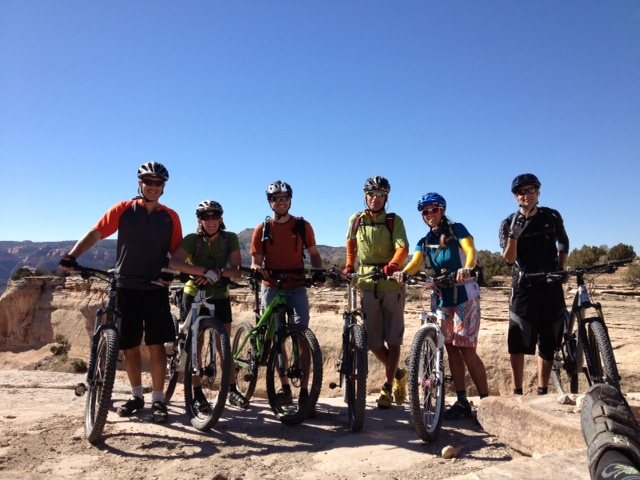 Routt County Riders members enjoyed warm weather and great riding conditions in Fruita at their annual fall campout last weekend. Submitted by: Wendy Tucciarone