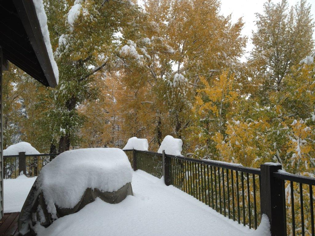 Photo from Oct. 4. Submitted by: Karen Lindeman